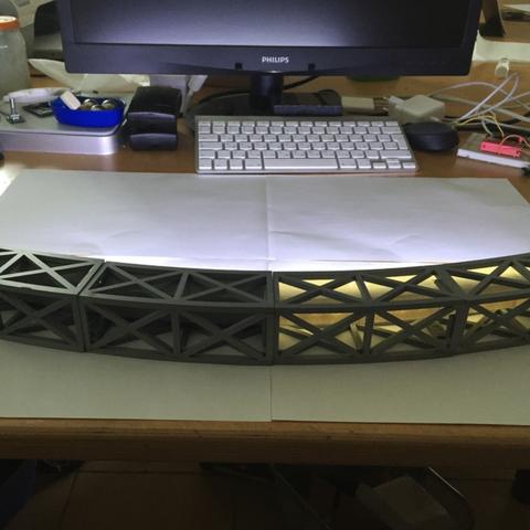 Capture d'écran 2017-10-19 à 16.03.19.png Télécharger fichier STL gratuit Led lampe de pont Segment Universel • Objet imprimable en 3D, Opossums