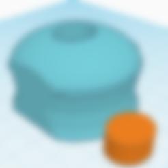 Free Shower Funnel 3D printer file, ToxicFrog