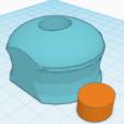 Screenshot 2017-11-07 at 2.35.51 PM.png Download free STL file Shower Funnel • 3D print model, ToxicFrog
