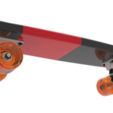 Free 3D printer model Skate SDC, Stev