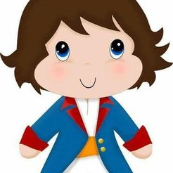little Prince STL file, Alex46