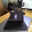 Free 3d printer designs Samurai Jack - Led Lamp, CaiquedeAndrade
