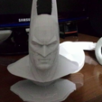 Free Batman Arkham Asylum Bust 3D printer file, CaiquedeAndrade