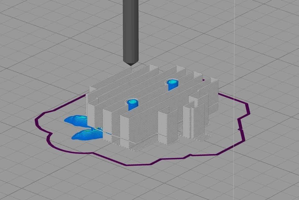 Supports.jpg Download free STL file A little standing Porg • Object to 3D print, ricardo-jfa