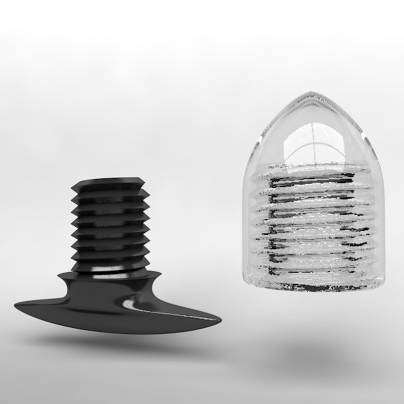 total.jpg Download STL file Anal plug - Stay open • Model to 3D print, 3Dtech