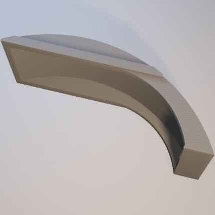 Cartoni bat cover.JPG Download STL file Tripod battery cover (Cartoni Delta) • 3D printer template, vintage-lens