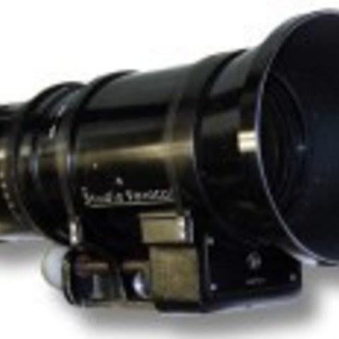 3D printing model Taylor Hobson Studio Varotal lens TV88 / image-orthicon adapter (M43, NEX), vintage-lens