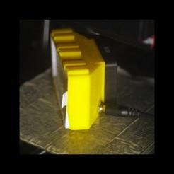 Descargar modelos 3D Estuche de filtro HEPA, vintage-lens