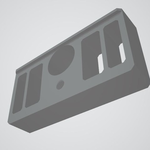Fichier impression 3D Adaptateur de trépied BMCC pour vis 3/8, vintage-lens