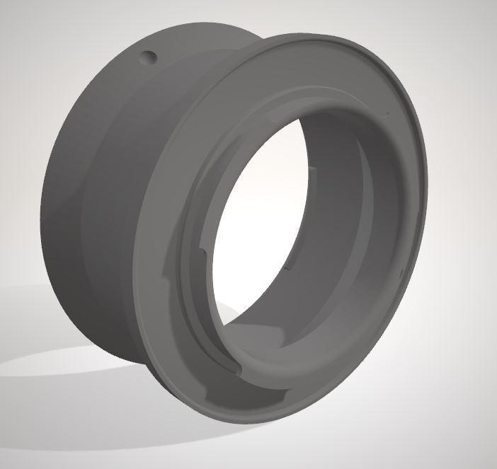 Sony-A-2-E_mnt(v1) 1.JPG Download STL file Sony A mount (Minolta AF) to E mount adapter • 3D print design, vintage-lens