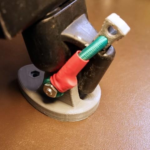 Télécharger modèle 3D Trépied mono pied ou écarteur., vintage-lens