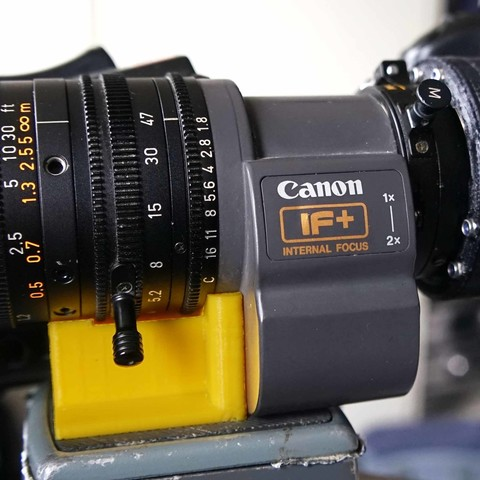 Download 3D printing files Canon B4 lens mount, vintage-lens