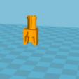 Capture1.PNG Download STL file Wheel dishwasher & Axis wheel dishwasher • 3D print design, LedZo