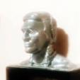 Free STL Indian Head (Zero Support & No Infill) - Hollow Model, 3DGuyDubai