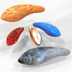 Free 3d model Fishing Lure, 3DGuyDubai