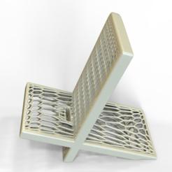 diseños 3d gratis Soporte móvil / soporte, 3DGuyDubai