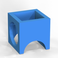 stl Calibration Test Cube gratis, 3DGuyDubai