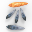 Free Fishing Lure 3D model, 3DGuyDubai