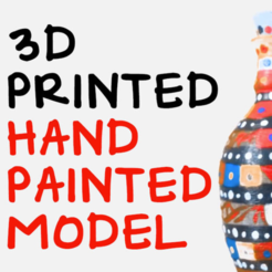 Free 3d print files 3D Printing A Pot, 3DGuyDubai