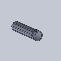Free STL files motocycle handle, guiguibdm