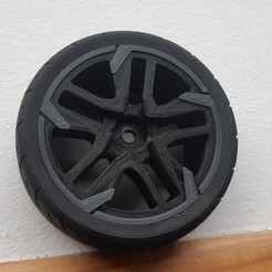 20201012_174339.jpg Download STL file Wheel Peugeot 308 GTI RC 1/10 • 3D print object, Sim_Nitro