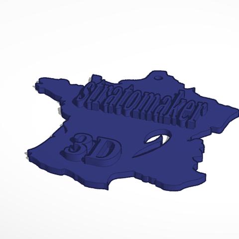 Modelos 3D gratis #stratomaker, clm2