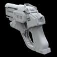 STL Mercy combat medic gun, MarduProductions