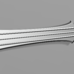Download 3D printer designs KillMonger's sword, MarduProductions