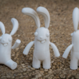 Free 3D file PhotoBun Puppet, 3deran