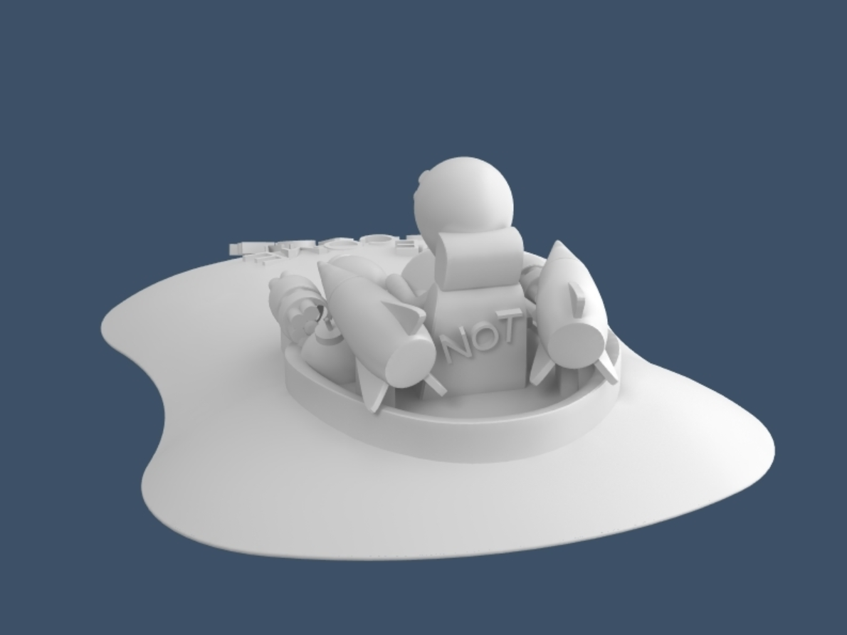 Capture d'écran 2017-10-31 à 09.33.46.png Download free STL file We Come in Peace (NOT) • Object to 3D print, 3deran