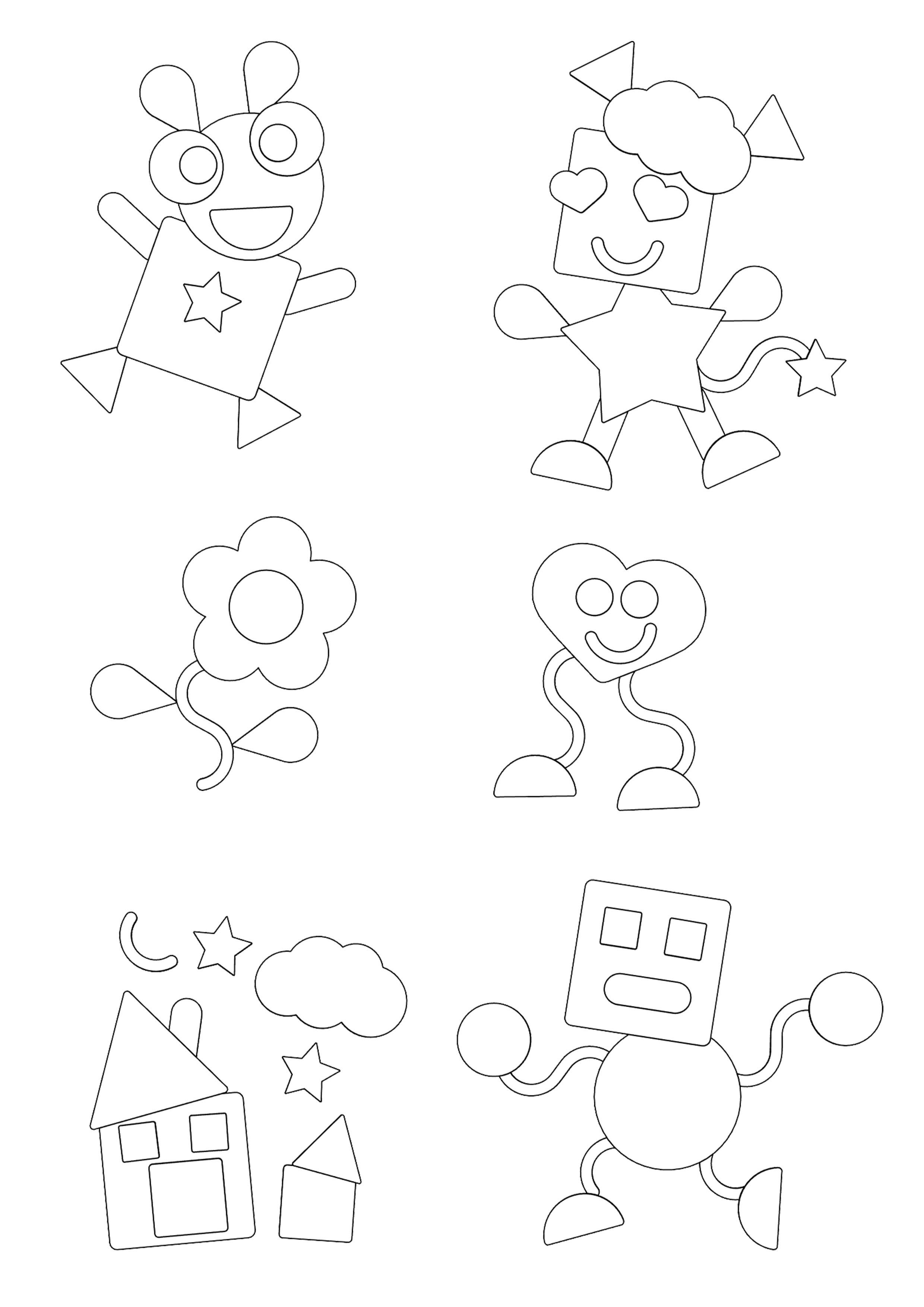 Samples1.jpg Download free STL file Shapers • 3D printer design, 3deran