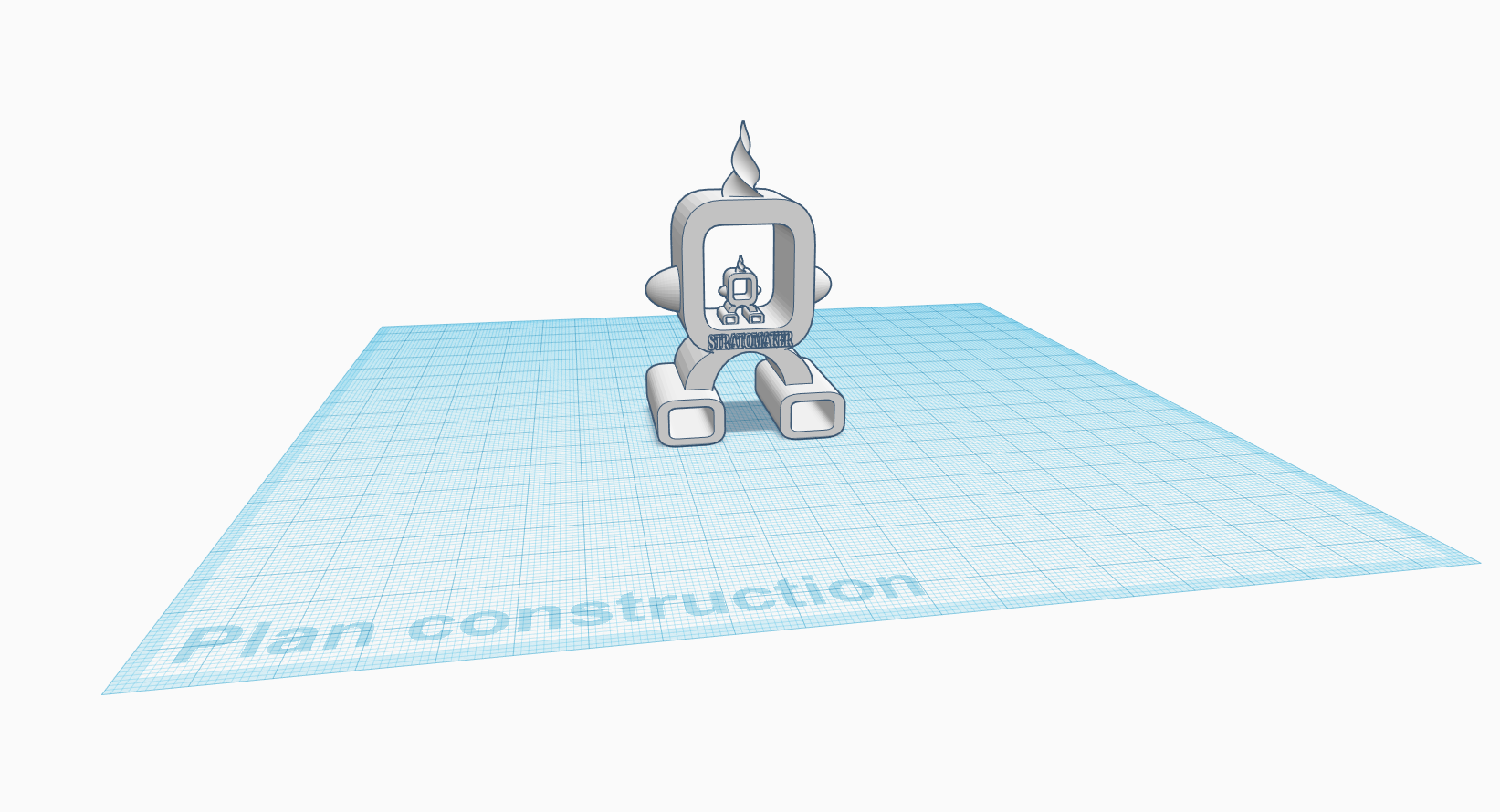 STRATOMAKER (1).png Download free STL file #STRATOMAKER • 3D print model, Philstrau