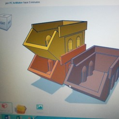 3D print model Stackable organizer ..., Pablo72