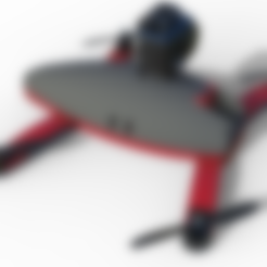 Download free 3D printing designs Programmable Drone, zamo