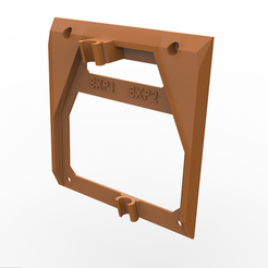 Free stl files Screen holder for ULTIMOD BY BEZAIN discoeasy, zamo