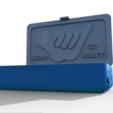 fichier imprimante 3d gratuit boîte à cigarettes, zamo