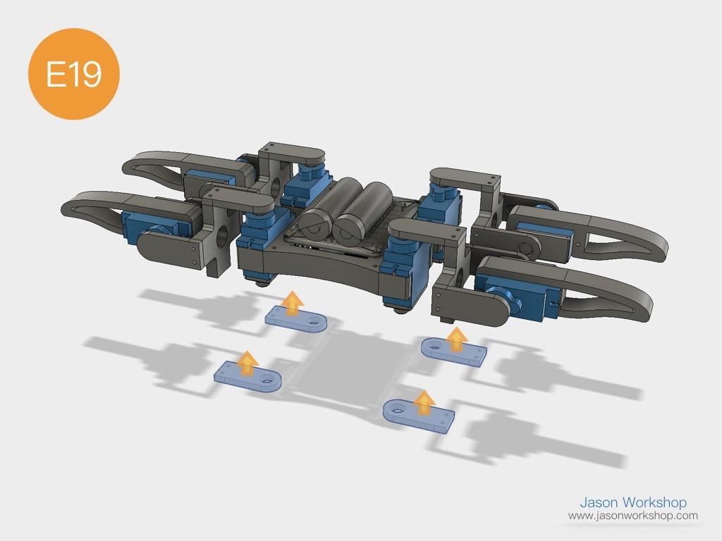 Q1mini_instructions.044.jpeg Download free STL file Q1 mini Quadruped Robot 2.0 (Designed by Jason Workshop) • 3D printing design, Jason8866