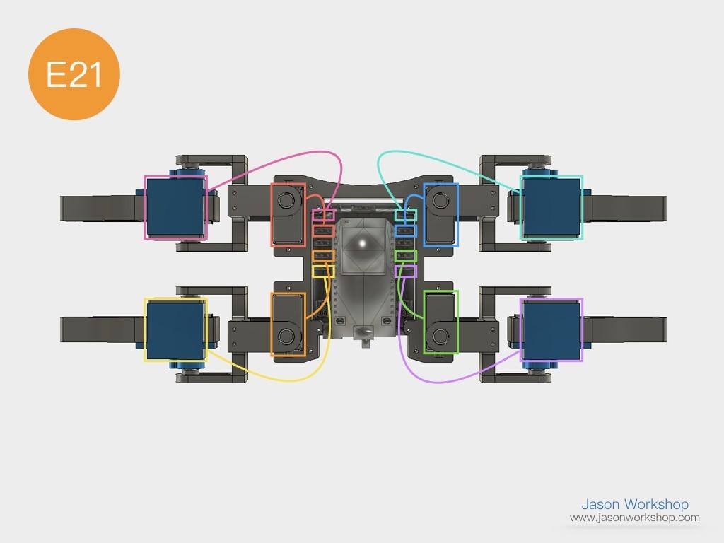 Q1mini_instructions.046.jpeg Download free STL file Q1 mini Quadruped Robot 2.0 (Designed by Jason Workshop) • 3D printing design, Jason8866