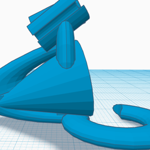 Download free 3D printing models Shower Head Hanger Bag #DAGOMERLIN, XavierJCattoni