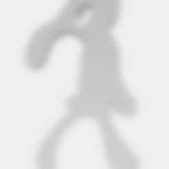 Télécharger STL gratuit Squidward Bold et Brash, Justinquedible
