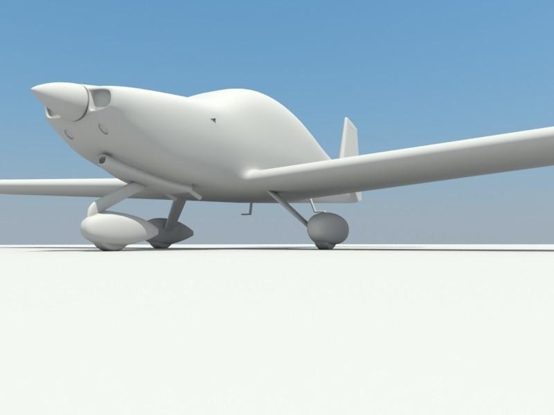 06.jpg Download STL file Vans RV-10 • 3D print template, Eduardohbm