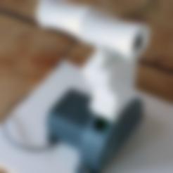 STL files Adapting Boeing to Logitech Extrem 3D Pro 3D print model, Eduardohbm