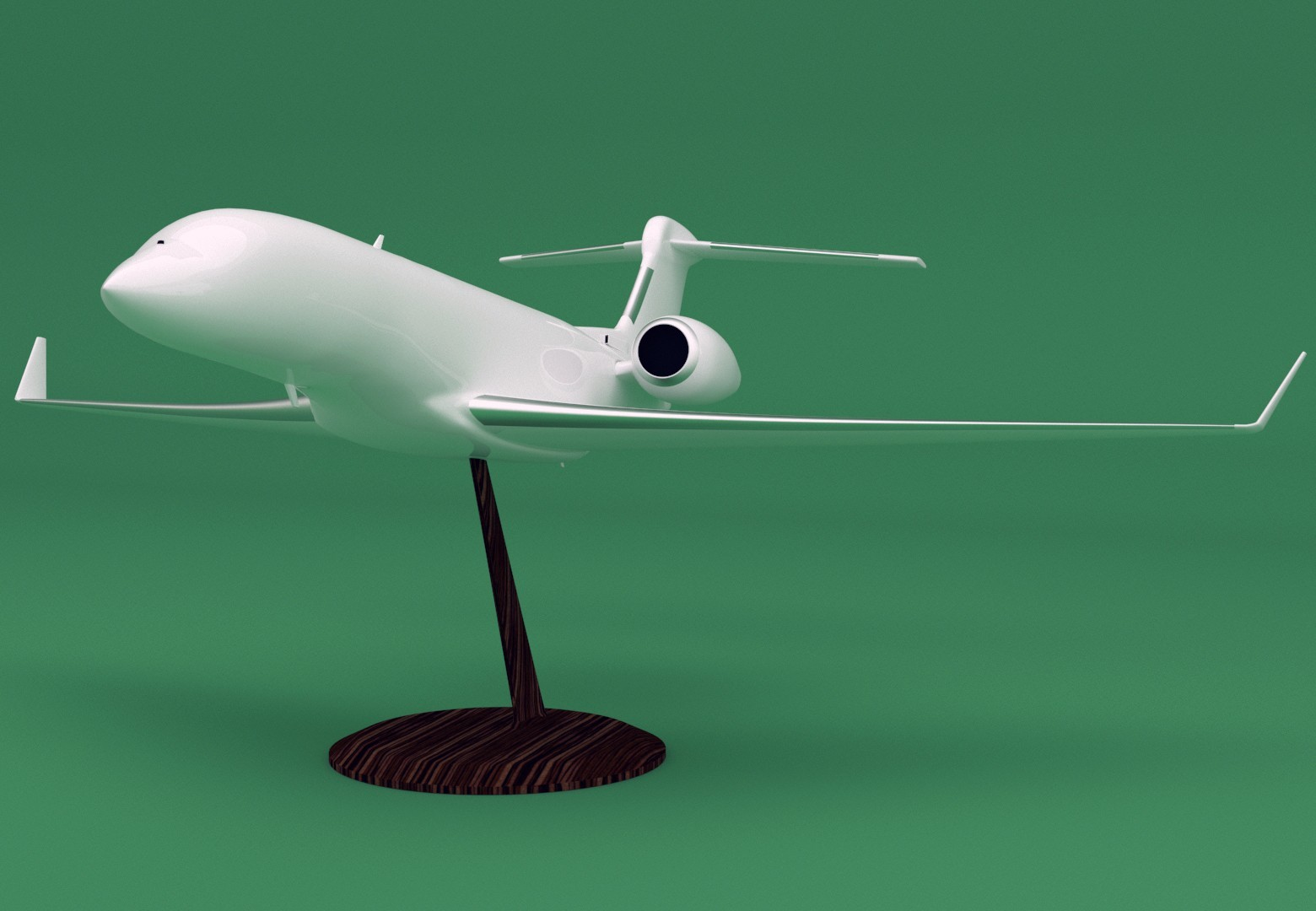 G650_2.jpg Download STL file Replica Gulfstream G650 3D print model • 3D print design, Eduardohbm