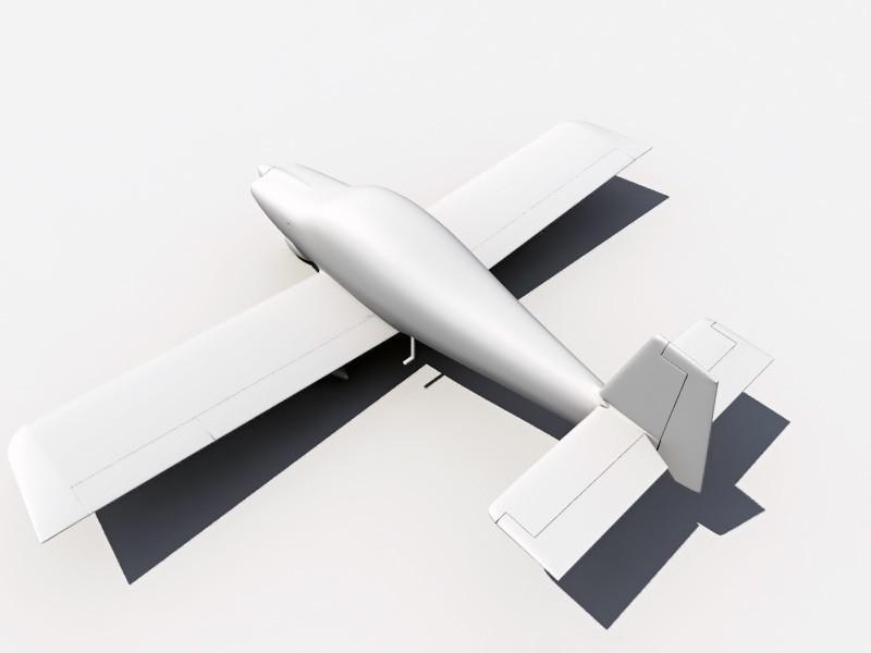 07.jpg Download STL file Vans RV-10 • 3D print template, Eduardohbm