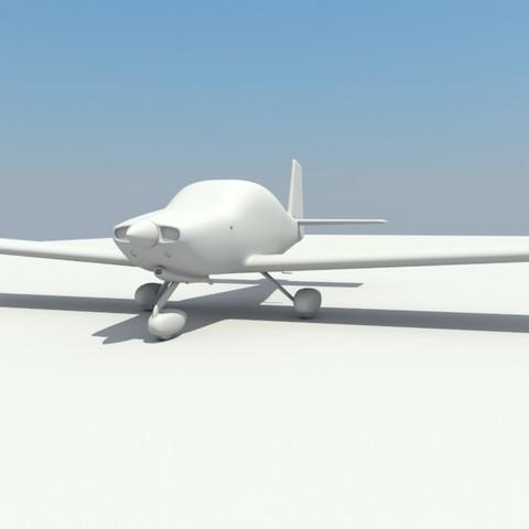 09.jpg Download STL file Vans RV-10 • 3D print template, Eduardohbm