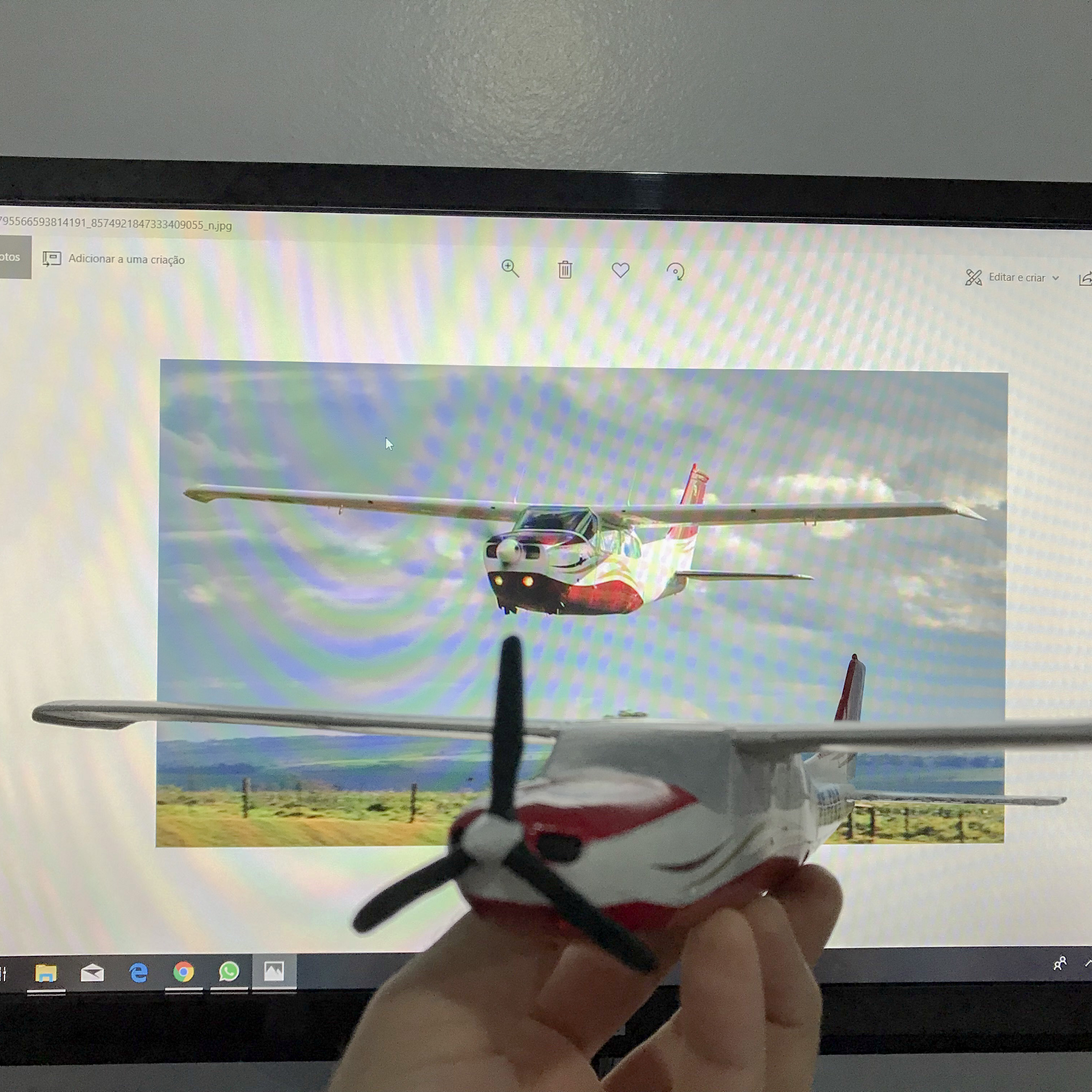 IMG_1026.jpg Download STL file Cessna 210 • Model to 3D print, Eduardohbm