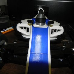 Download free 3D printing files OPENRC F1 front Dual extrusion body with vents, SuperCaterman