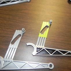 Download free 3D printer files URSA Bear Suspension arm for multi material printers, SuperCaterman