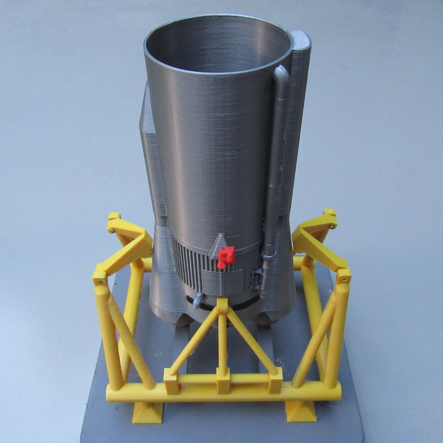 IMG_4675.JPG Download free STL file mercury atlas MA6 friendship 7 • 3D print object, theamphioxus