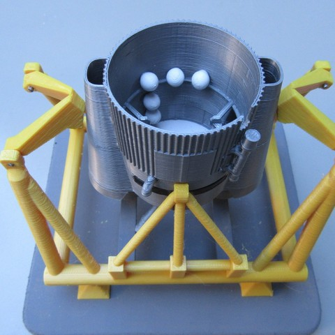IMG_4673.JPG Download free STL file mercury atlas MA6 friendship 7 • 3D print object, theamphioxus